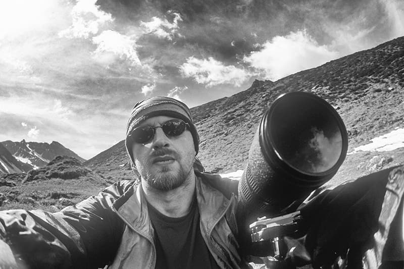Fotografare in Montagna, Cesare Re