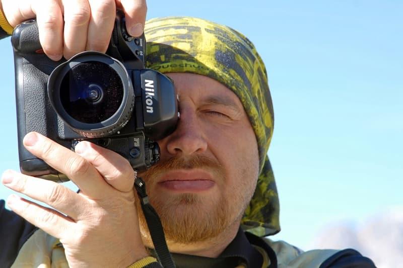 Cesare Re, fotografo e autore