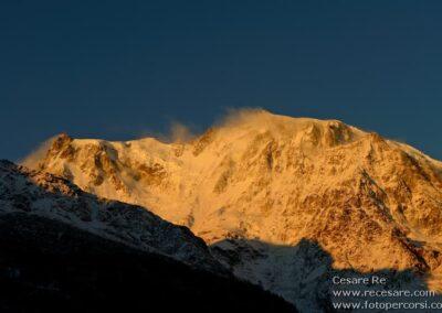 Monte Rosa alba