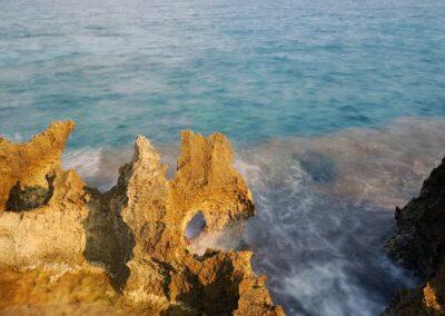 Tricase onda spiaggia salento