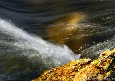 acqua effetto seta
