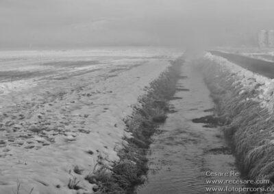 fotografare nebbia cesare re