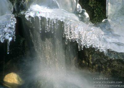 ghiaccio acqua