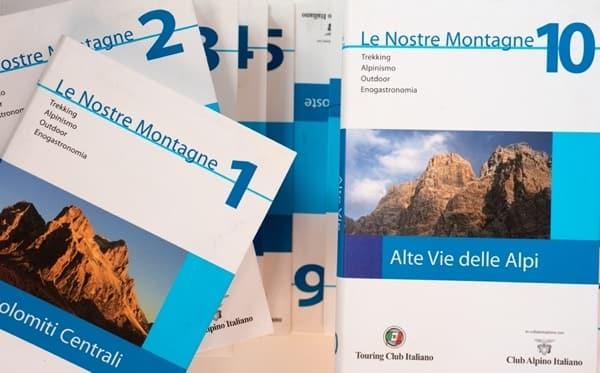Guide Monti Cai, libro di Cesare Re