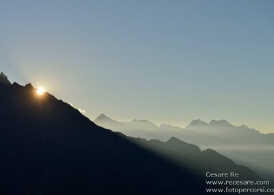 Valpeline montagne